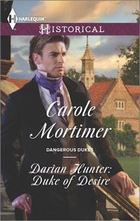carole mortimer's darian hunter duke of desire