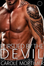 carole mortimer's pursued by the devil