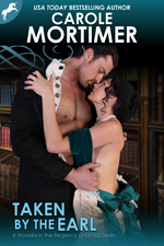 carole mortimer's taken by the earl