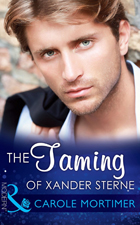 the taming of xander sterne uk