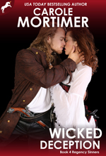 carole mortimer's wicked deception